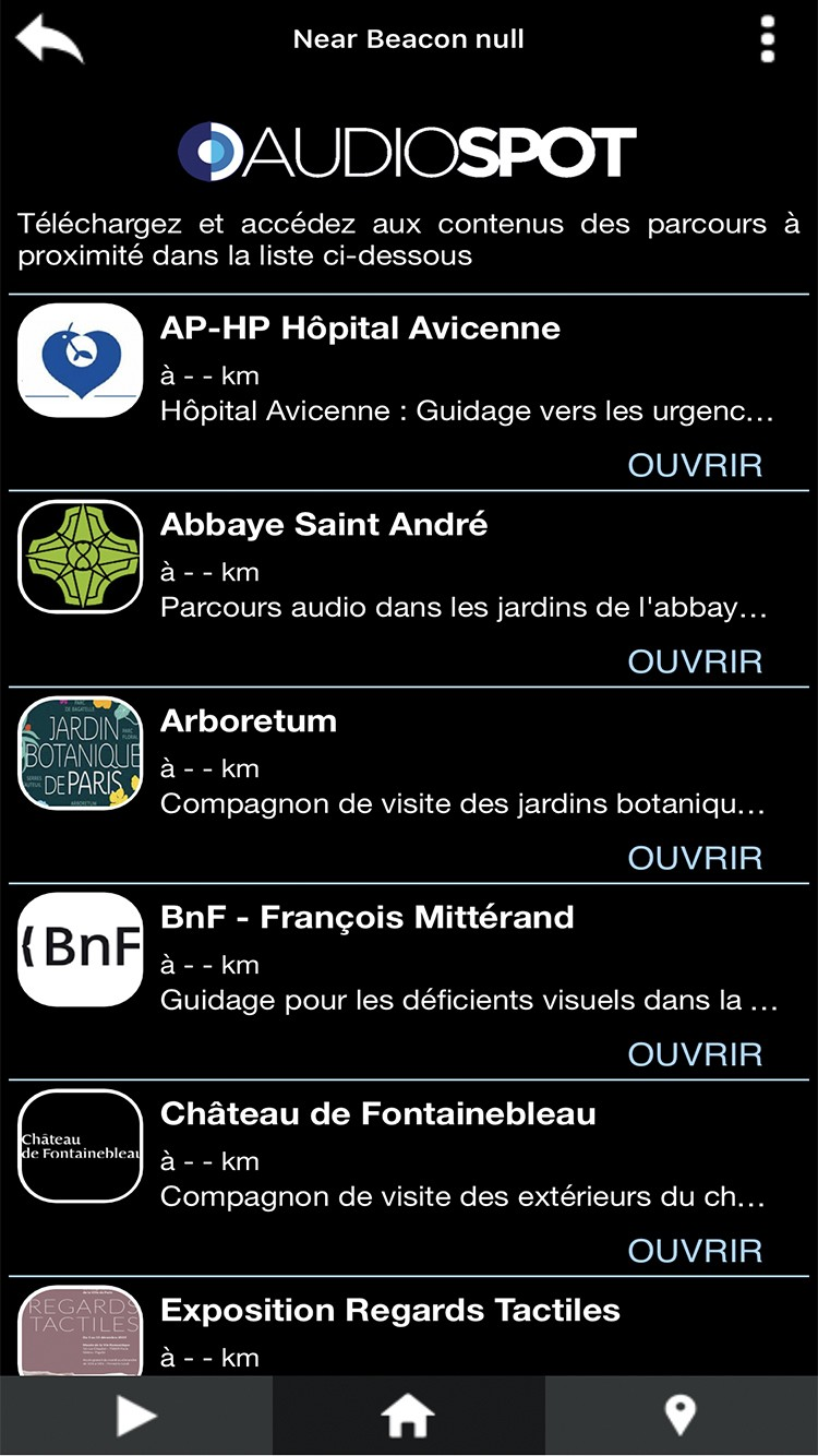 Store AudioSpot