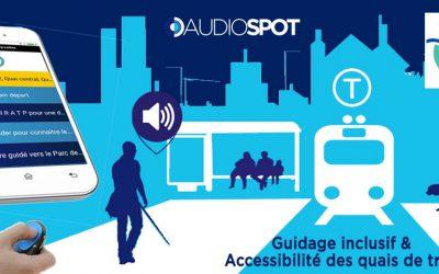 Accessibilité quais de Tram